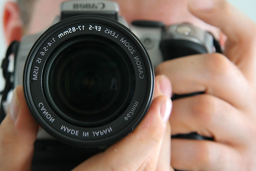 Digital Camera 101 Basics